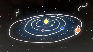 Why the solar system can exist