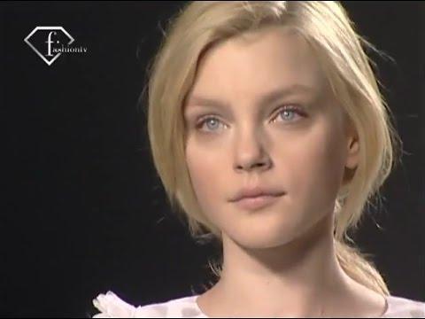 Fashiontv | FTV.com - Jessica Stam Models F/W 06-07