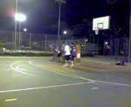 Basquete no Parque da Juventude
