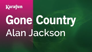 Karaoke Gone Country - Alan Jackson *