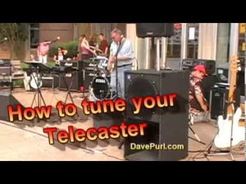How to Tune Your Tele