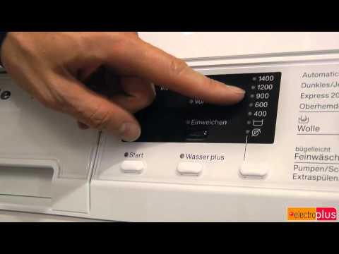 Waschmaschinen - Darauf kommt es an!