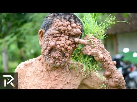 10 People You Won't Believe Exist