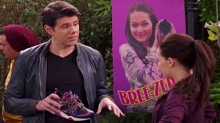 "Подопытные:Спецназ, Lab Rats: Elite Force Need for Speed - The race between Skylar and Bree ""Bree-Zers"" Shoes"