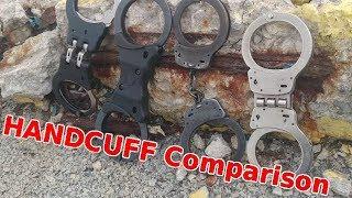 Handcuff Comparison