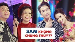 SAM  Có Thực Sự Thích Anh Đức Hay Karik Không?   Gia Đình Việt