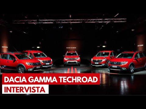 Dacia serie speciale Techroad | Le caratteristiche illustrate da Francesco Fontana Giusti