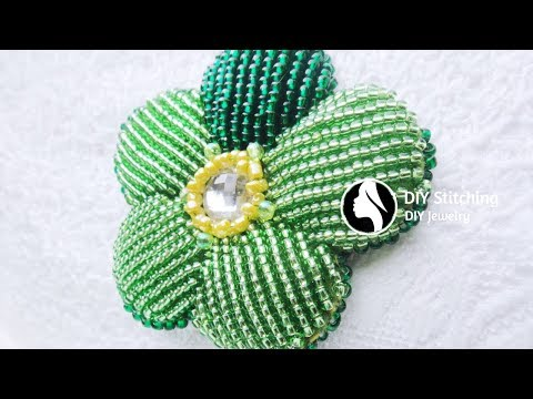 Hand Embroidery Ideas With Beads Diy Jewelry Diy Stitching