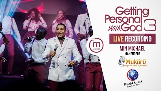 Minister Michael Mahendere - Makomborero (Live)
