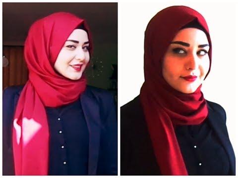 Hijab Turc (Style 1) - Turkish Hijab (Style 1)