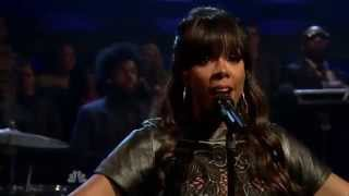Gone - Kelly Rowland Feat  Wiz Khalifa on Jimmy Fallon