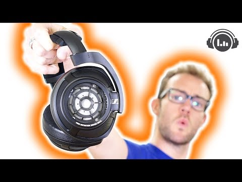 Sennheiser HD820 Headphone Review – Glass Backed Headphones