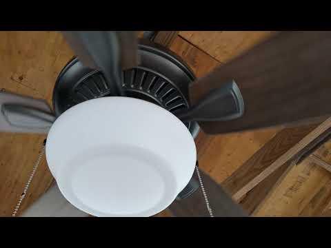 """52"""" Hampton Bay Gazebo II Ceiling Fan"""