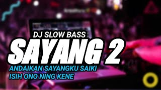 Sayang 2 Cover DJ ( Dancedut ) REMIX