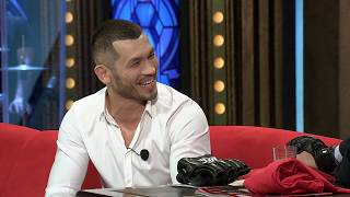 2. Machmud Muradov - Show Jana Krause 6. 11. 2019