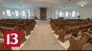 New Holy Angels Church opens