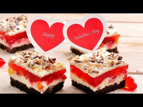 Идеи красивой подачи блюд на День влюблённых! Что приготовить на День влюблённых?!
