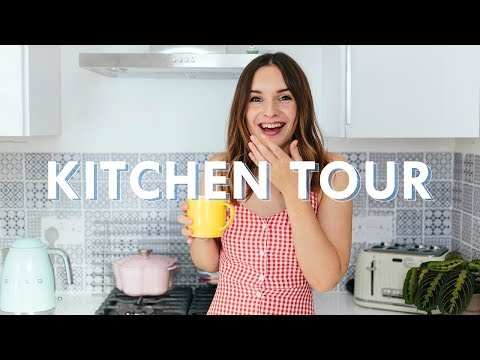 INSIDE THE KITCHEN | INTERIORS | What Olivia Did