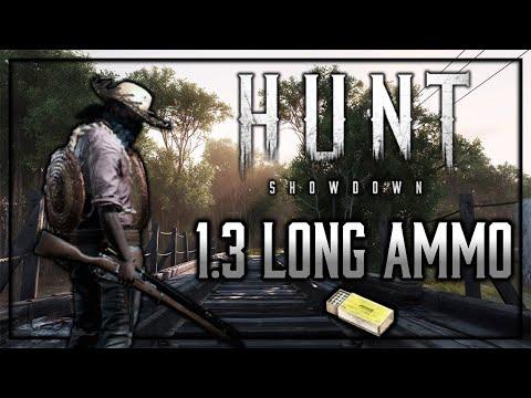 Hunt: Showdown   1.3 Long Ammo