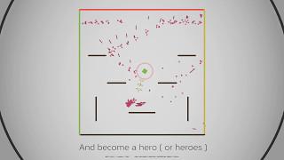 videó Flat Heroes