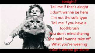 ed sheeran - one night lyrics