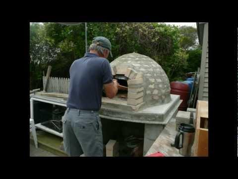 Помпейская печь своими руками