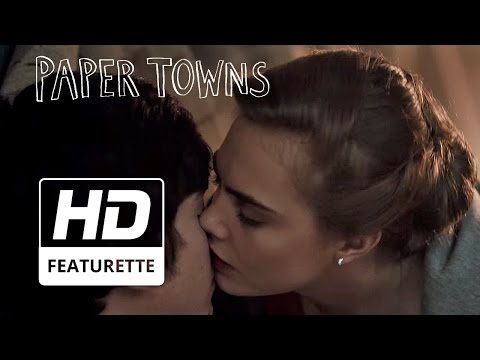 Paper Towns Paper Towns (Featurette 'Madly in Love')