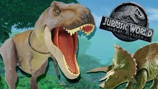 Mattel Sent Me New Jurassic World Dino Rivals Toys! - Life Finds A Way!