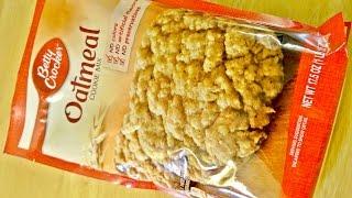 Betty Crocker Oatmeal Cookie Mix