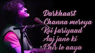 Darkhaast (Piano Medley) Live | Arijit Singh
