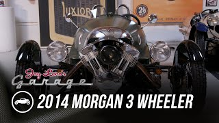 2014 Morgan 3 Wheeler - Jay Leno's Garage by Jay Leno's Garage