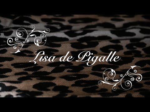 Lisa de Pigalle  de et avec Dominique Attali