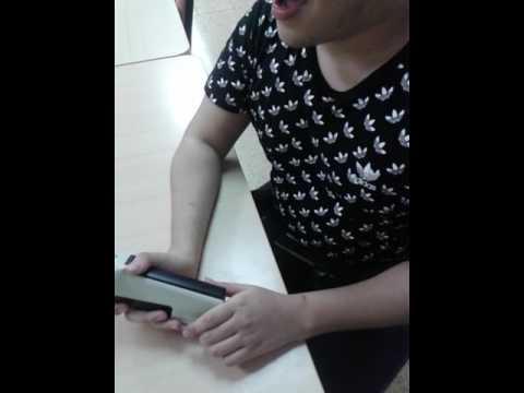 Demostración etiquetadora Braille
