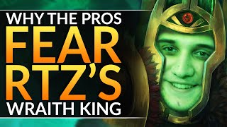 Why Pro Players FEAR ARTEEZY's CARRY King: INCREDIBLE TIPS for Wraith King Carry Lane - Dota 2 Guide