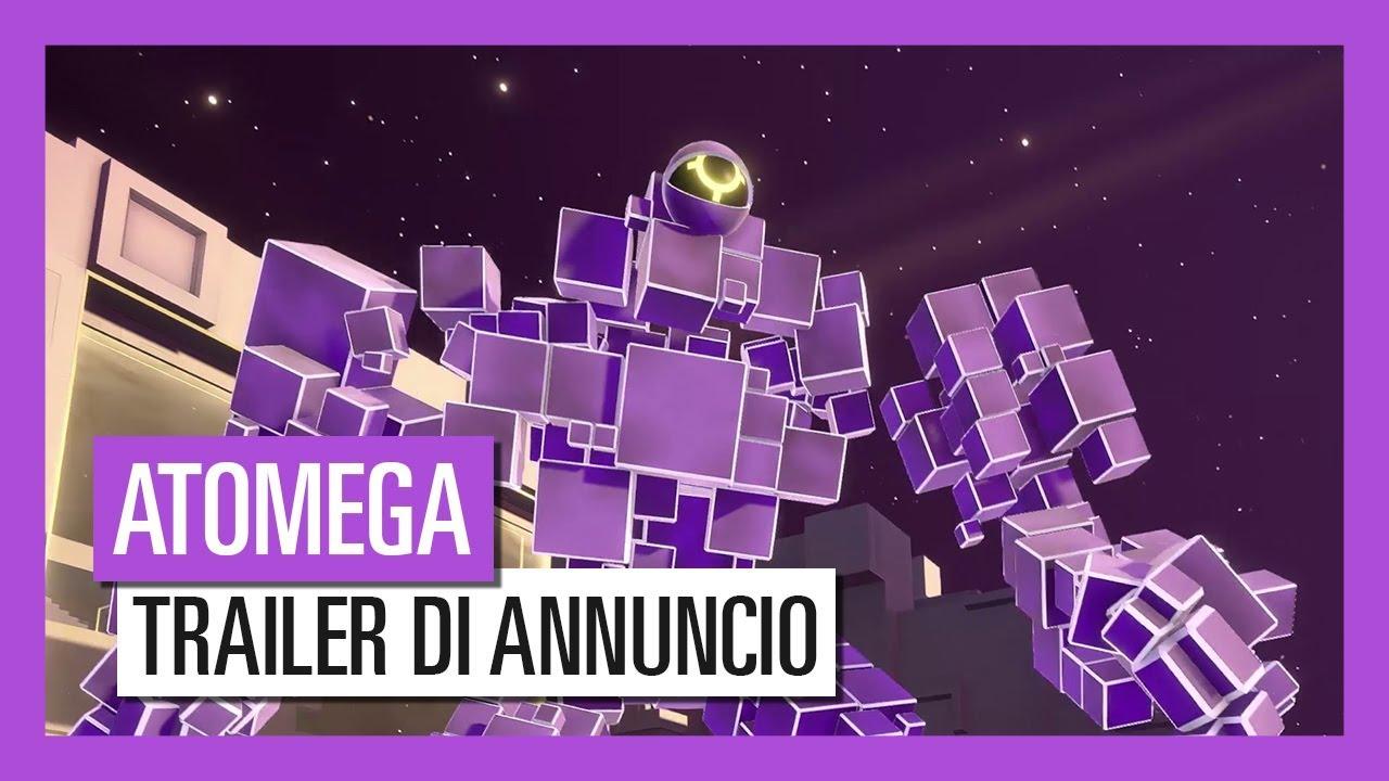 Atomega - Trailer di Annuncio Ufficiale