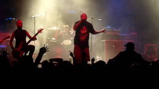 "The Acacia Strain - ""Angry Mob Justice"" LIVE San Francisco"
