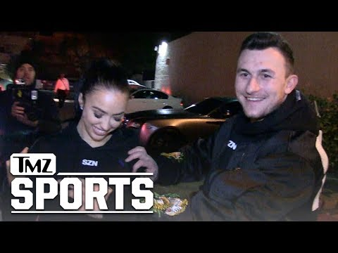 Johnny Manziel: It's 'Comeback Season' … for My Swag! | TMZ Sports
