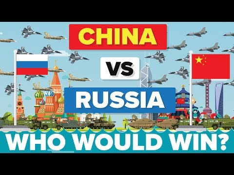 China vs Russia 2017 - Who Would Win? - Army / Military Comparison