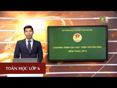 MÔN TOÁN - LỚP 6 | Phép trừ phân số | 8H30 NGÀY 21.04.2020 | HANOITV