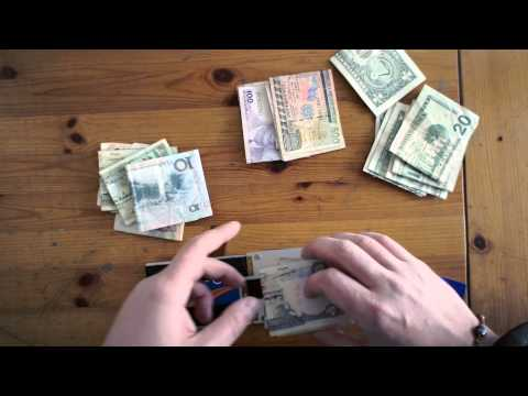 SLAB Travel Wallet - The Safe, Organized Way to Carry Cash