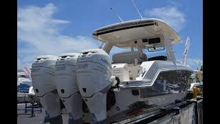2018 Boston Whaler 420 Outrage Boat For Sale at MarineMax