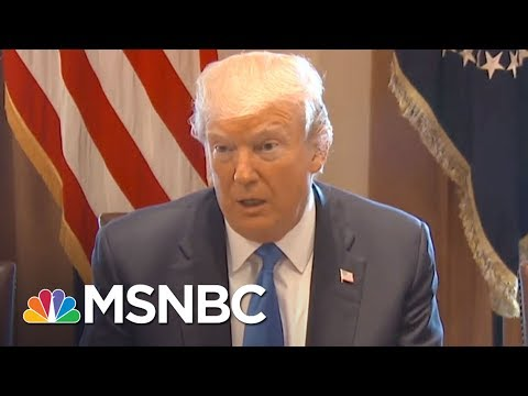 President Donald Trump Brings The Government To The Brink Of Shutdown | All In | MSNBC