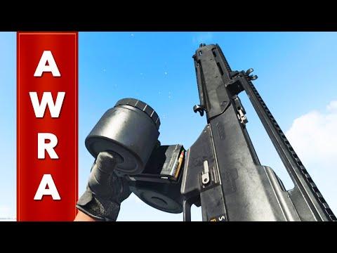 決勝時刻 戰域全武器的裝填動畫