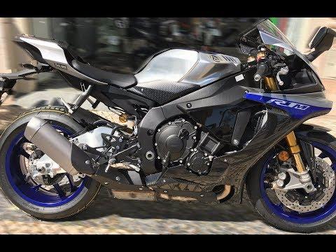 NEW BIKE: Yamaha R1M 2018 Walkaround