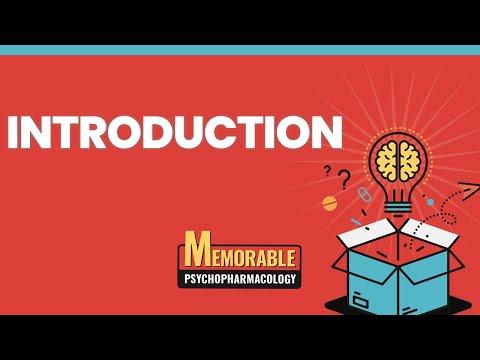 Psychofarmakologia  1 i 2 : Wprowadzenie oraz neurotransmitery