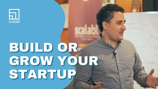 Build or Grow Your Startup | Reformulate Business Units | Drive Innovation in Your Corporation
