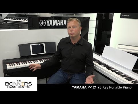 Yamaha P121 6 Octave Portable Piano | UK Buyers Guide & Review