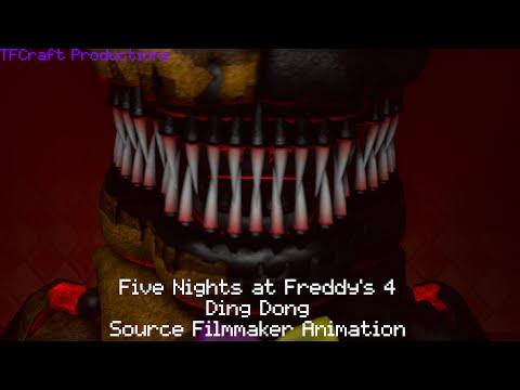 FNAF 1-4 X Reader lemons and one shorts Part 1 - Nightmare Fredbear