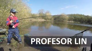 Profesor Lin   Najlepsza Przynęta Na Prosiaka   Method Feeder