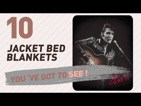 Jacket Bed Blankets // New & Popular 2017